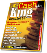 Cash Is King FREE Newsletter